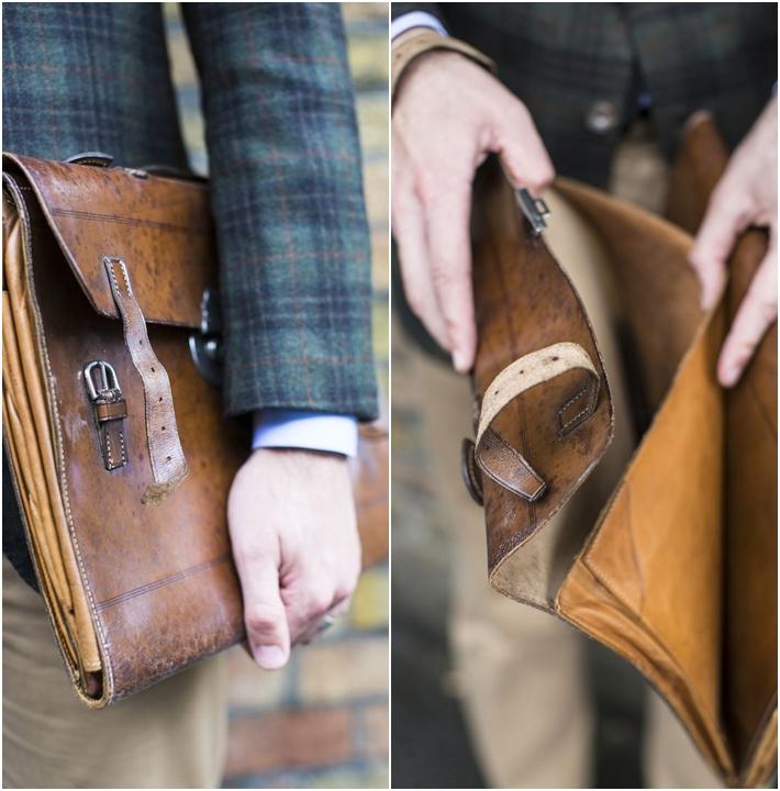 Chiếc túi cầm tay (Pouches & Folios)