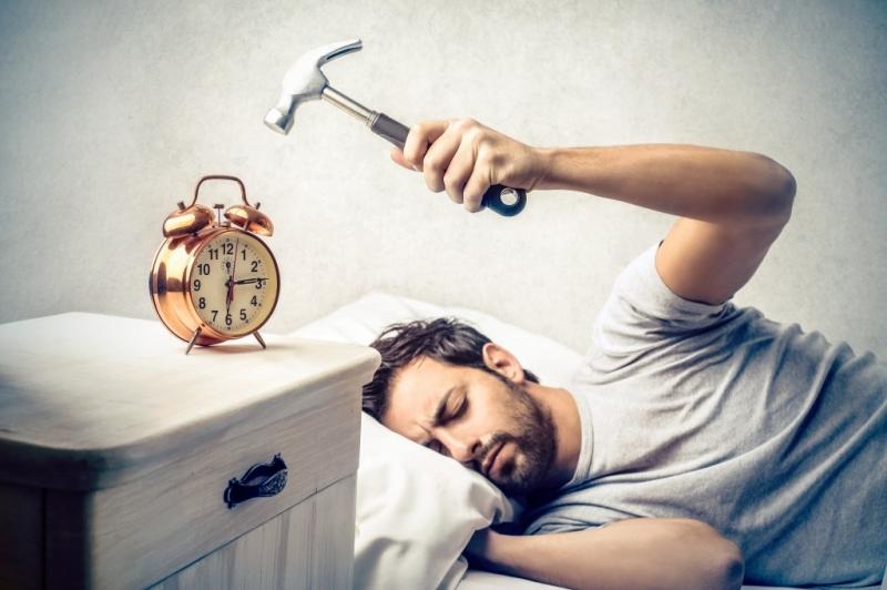 Luyện tập thức dậy sớm