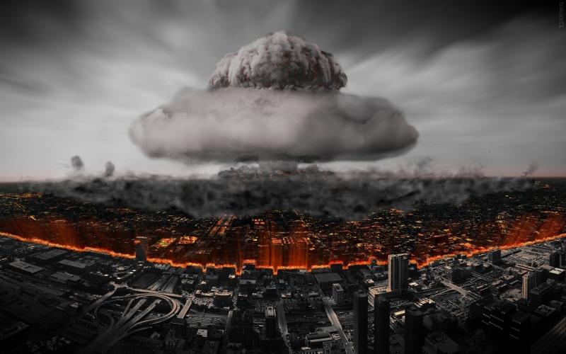 Nguy cơ tận thế từ vũ khí hạt nhân