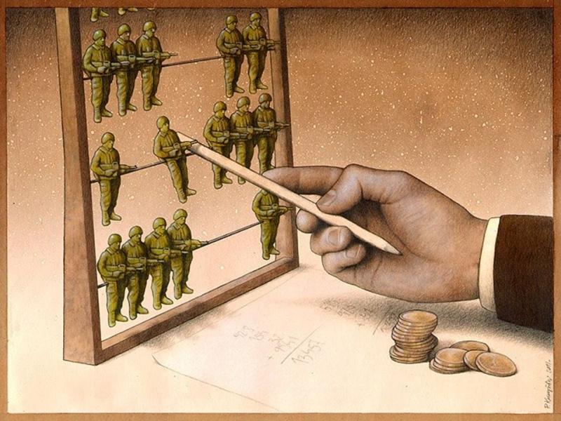 Chiến tranh và lợi nhuận