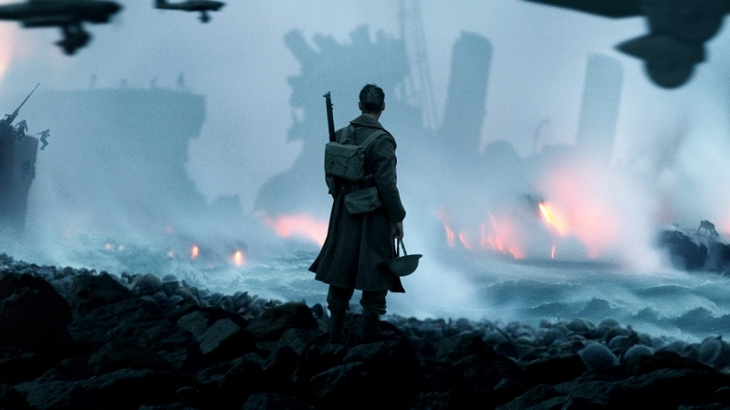 Phim Chiến Trường Dunkirk