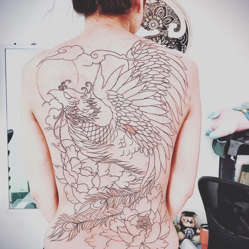 Chii Tattoo