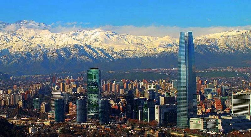 Chile có mức tăng trưởng trung bình 3,5 %