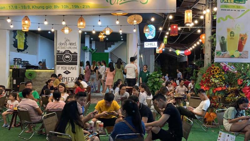 Chill - Tiệm Trà Chanh Đà Nẵng