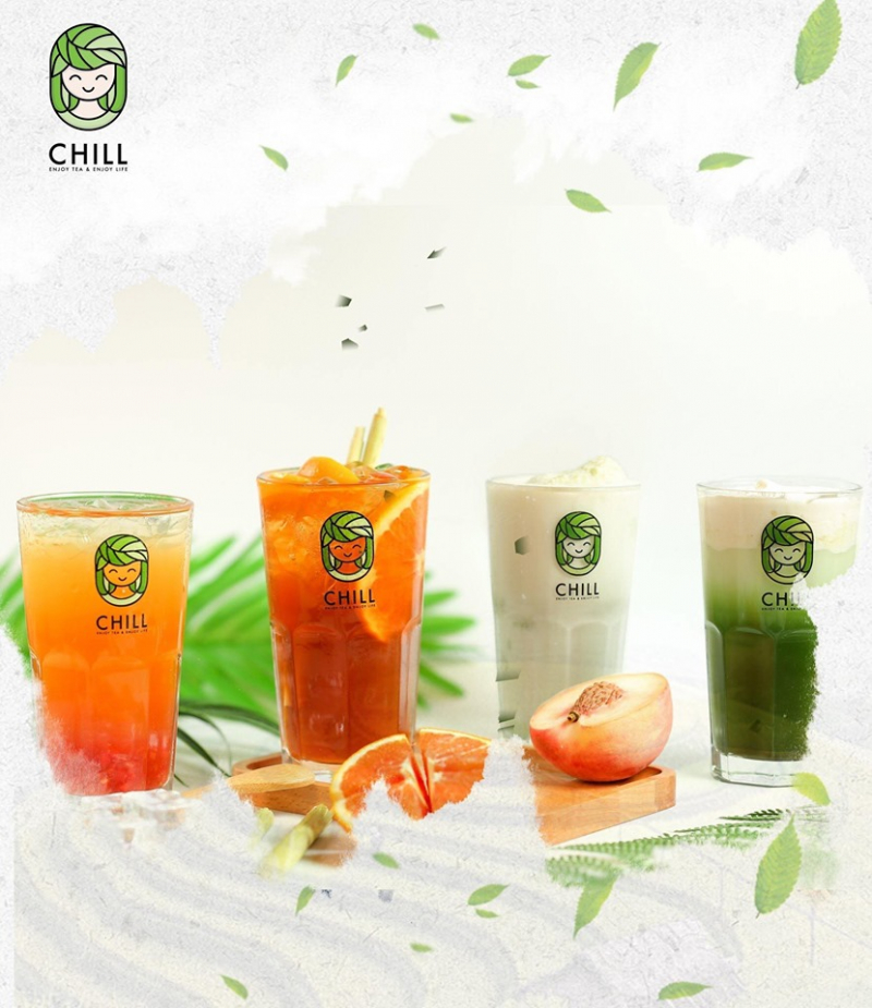 Chill - Tiệm Trà Chanh Hạ Long