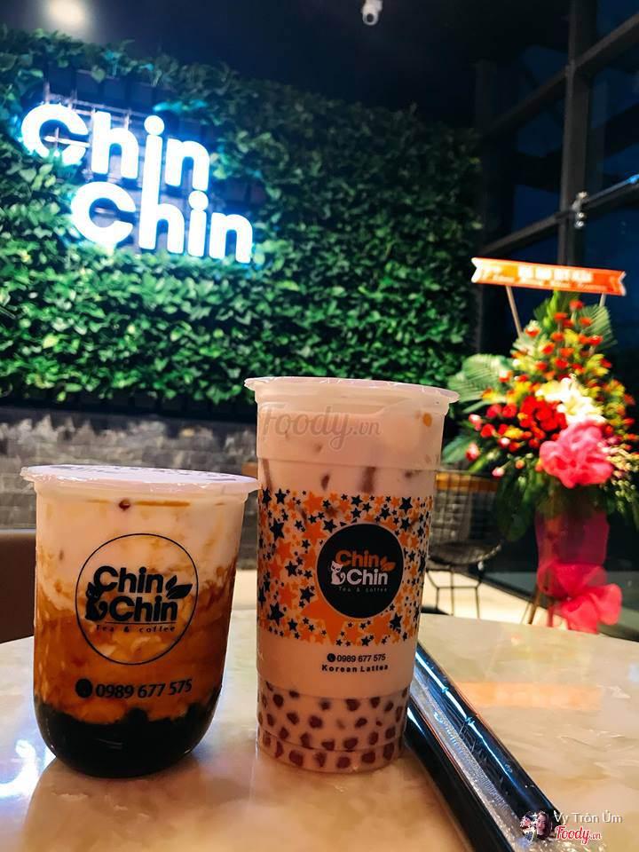 Sữa tươi trân châu đường đen là món được yêu thích nhất tại Chin Chin