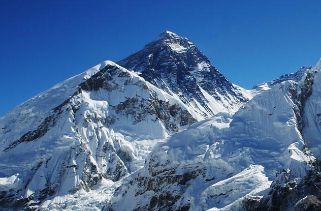 Chinh phục nóc nhà thế giới – dãy Himalaya