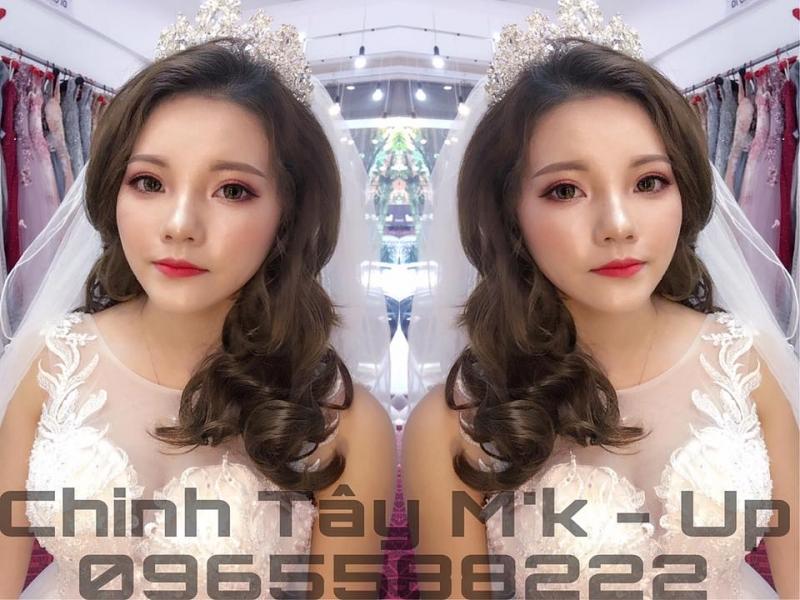 Chinh Tây Make Up