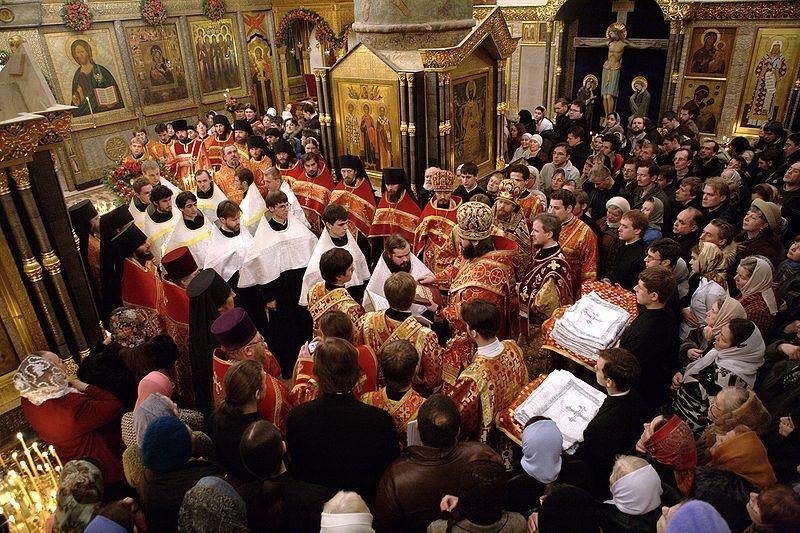 Chính thống giáo Đông phương ở Nga