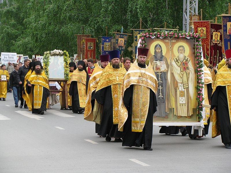 Chính thống giáo Đông phương ở Siberia