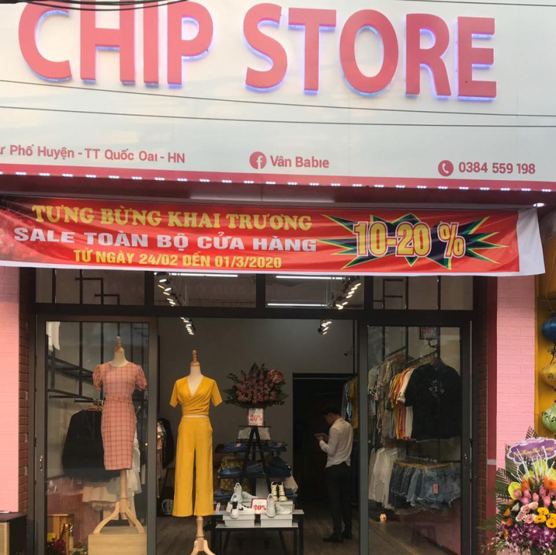 Chip Store