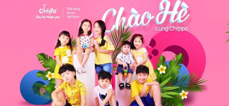 Chippo Yên Dũng - cửa hàng thời trang cho bé