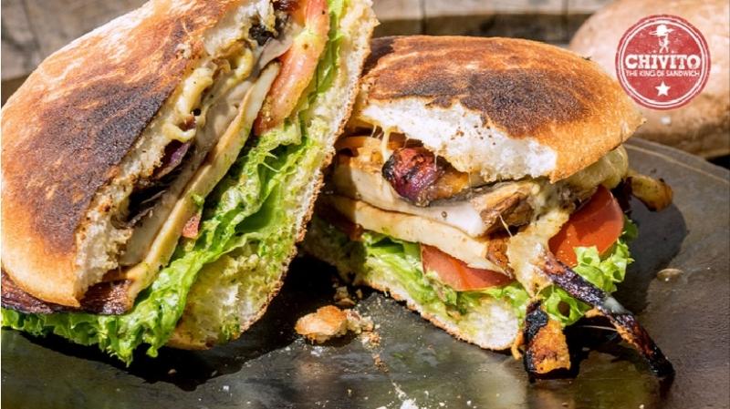 Bánh mì Chivito
