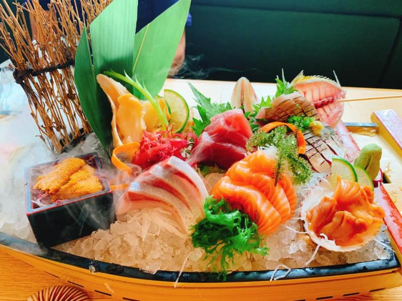 Chiyoda Sushi - Pasteur