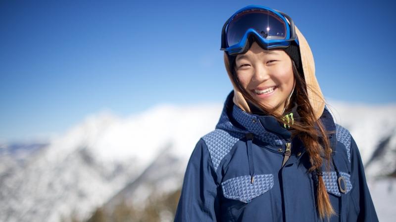 Cô gái vàng của làng thể thao Mỹ - Nguồn: Sưu tầm
