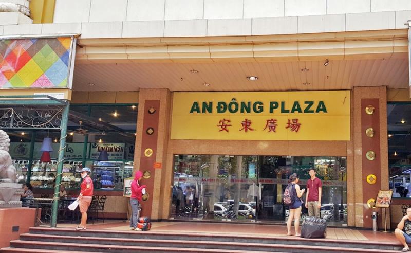 An Đông Plaza