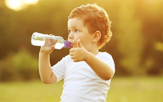 Give your child enough water every day