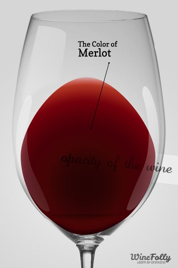 """Cho da uống một """"ngụm"""" Merlot (trong nho đỏ)"""