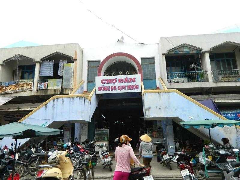 Top 5 Khu chợ sầm uất nhất tại Quy Nhơn, Bình Định