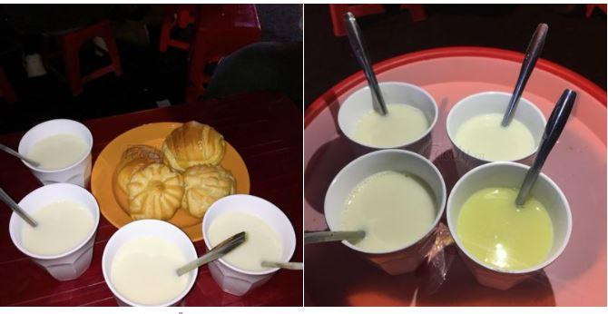 Sữa đậu nành chợ đêm
