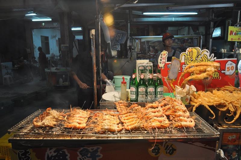 Chợ đêm Lục Hợp (Liuhe), Cao Hùng
