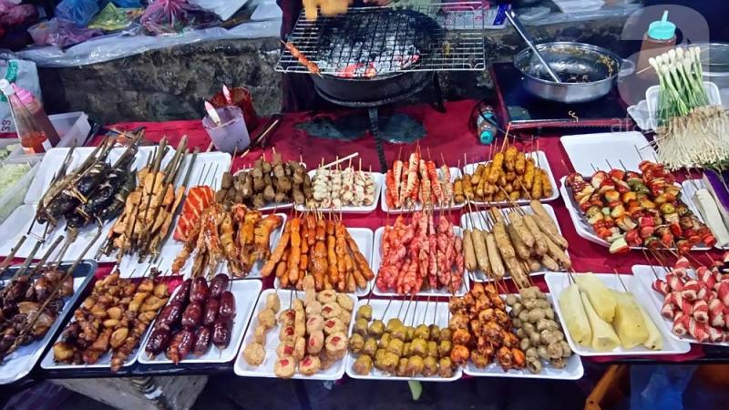 Chợ đêm Miếu Khẩu