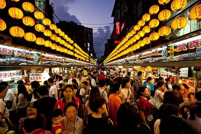 Chợ đêm Hoa Tây