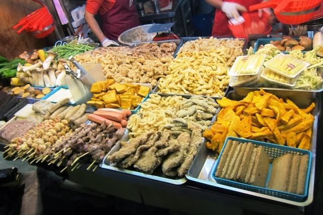 Chợ đêm Hoa Viên Đài Nam