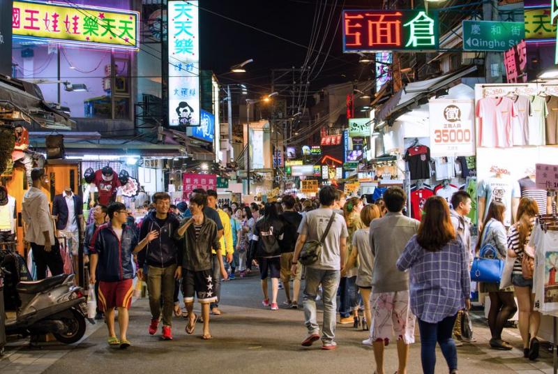Chợ đêm Phùng Giáp - Đài Trung, Đài Loan