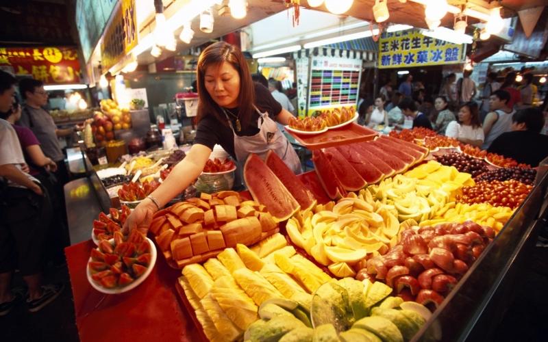 Chợ đêm Shenyang - Liêu Ninh, Trung Quốc