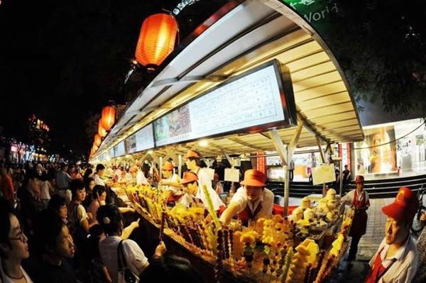 Chợ đêm Shenyang