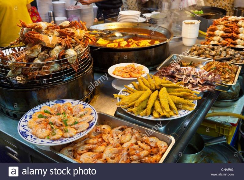 Các loại ẩm thực đặc sắc