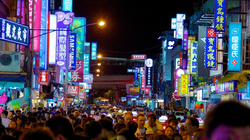 Chợ đêm Sỹ Lâm - thành phố Đài Bắc, Đài Loan