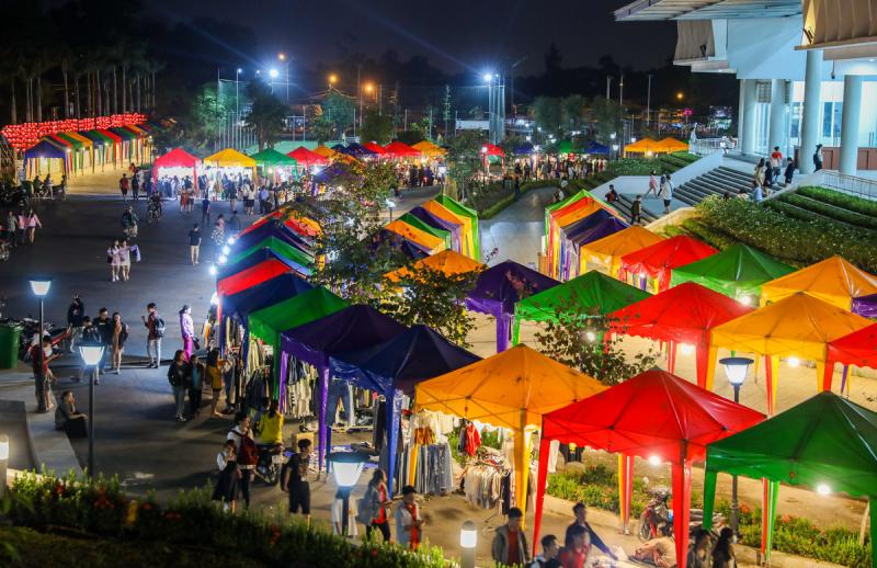 Chợ đêm sinh viên Thủ Đức