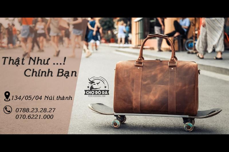 Top 8 Cửa hàng đồ da thật tốt nhất tại Đà Nẵng