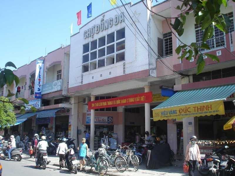 Chợ Đống Đa - Đà Nẵng