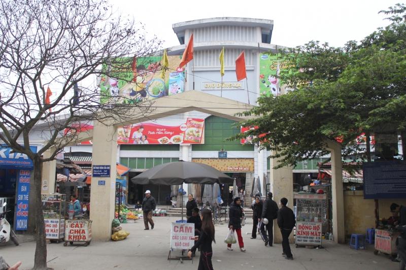 Chợ Đồng Xa - Mai Dịch