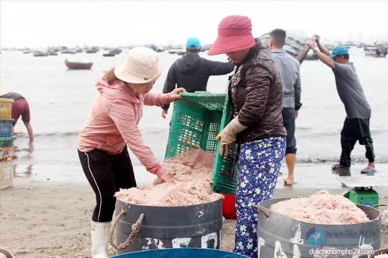Chợ Hải Sản
