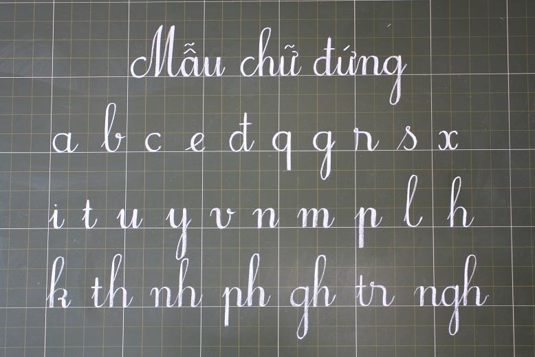 Chính phủ ban hành quy định mới về viết hoa trong tiếng Việt