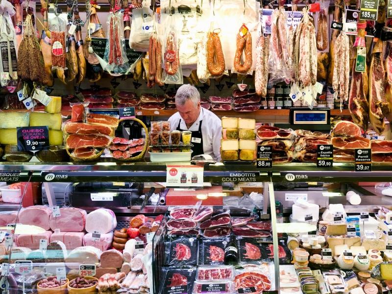 Chợ La Boqueria, Barcelona