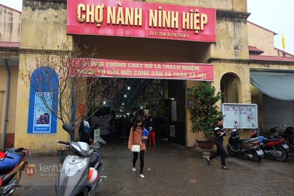 Chợ Ninh Hiệp