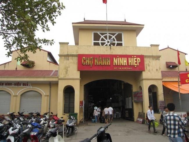 Chợ Ninh Hiệp - Gia Lâm