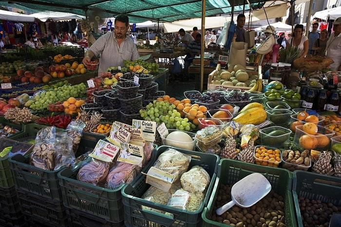 Chợ Nuovo Mercato di Testaccio, Rome