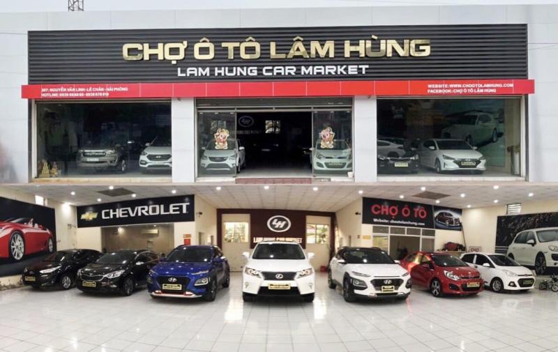 Chợ Ô tô Lâm Hùng