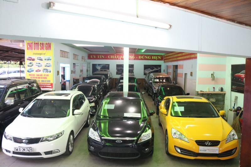 Chợ ô tô Sài Gòn là nơi bạn có thể tìm thấy các loại xe ô tô đã qua sử dụng với chất lượng và giá tốt nhất