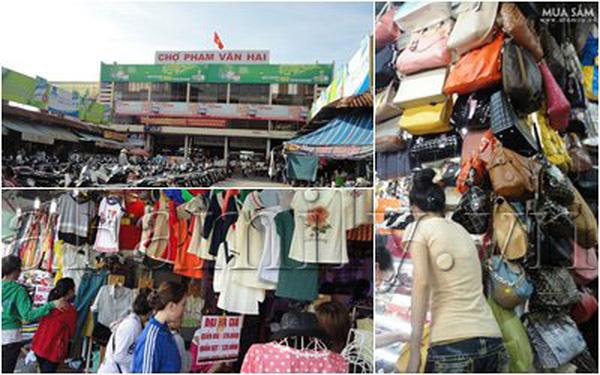Chợ Phạm Văn Hai (Nguồn: Internet)