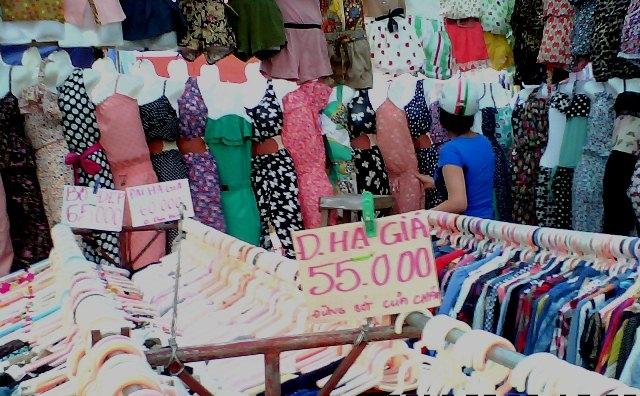 Chợ Phùng Khoang - Thanh Xuân