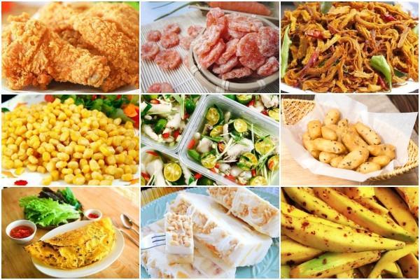 Top 8 địa điểm ăn vặt nổi tiếng ở Biên Hoà, Đồng Nai