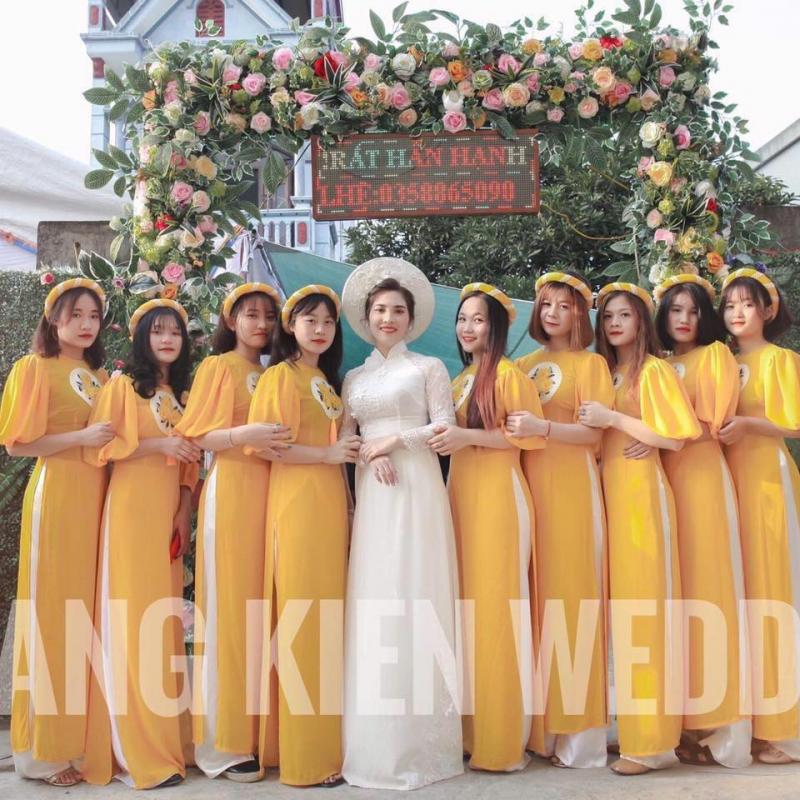 Nơi cho thuê áo dài cưới đẹp, chất lượng và giá cả hợp lý tại Phan Rang.