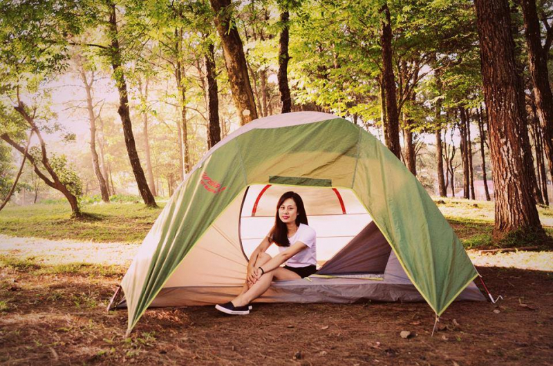 Cho thuê lều trại - Doãn Kế Thiện